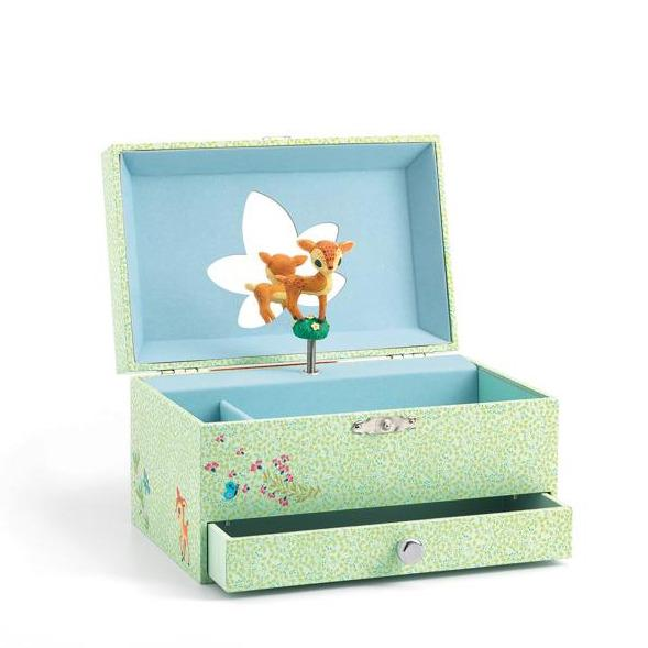 The Fawns Song Music Box