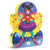 Super Star 36 Piece Silhouette Puzzle