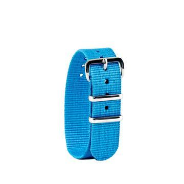 Bright Blue Watch Strap