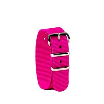 Bright Pink Watch Strap