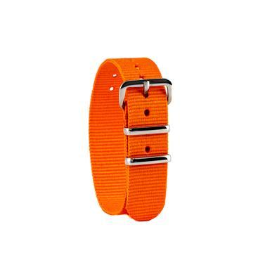 Orange Watch Strap