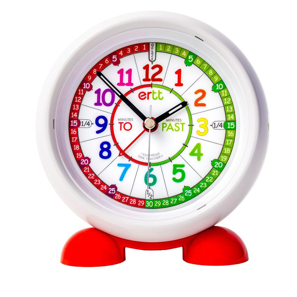 EasyRead Rainbow Alarm Clock Past/To