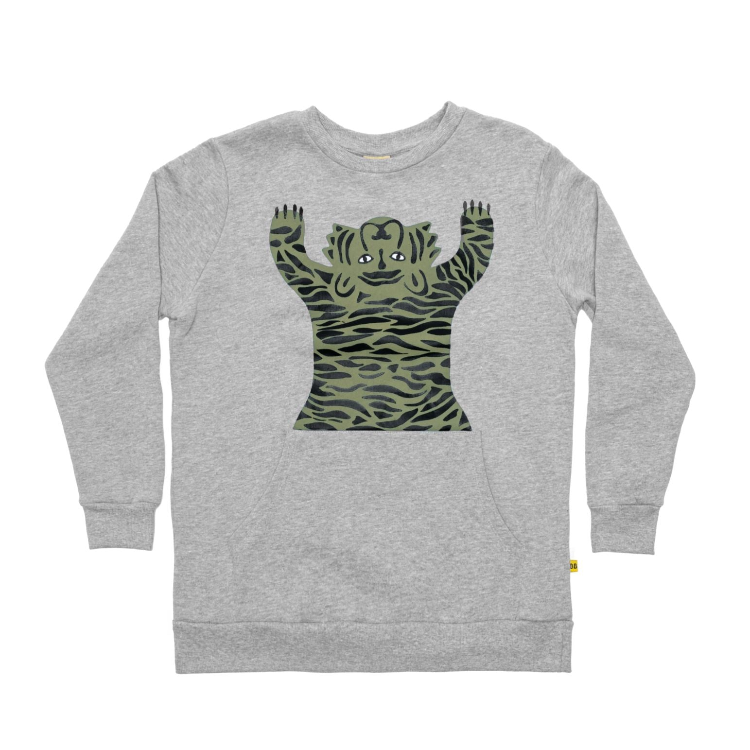 Easy Tiger Pocket Jumper