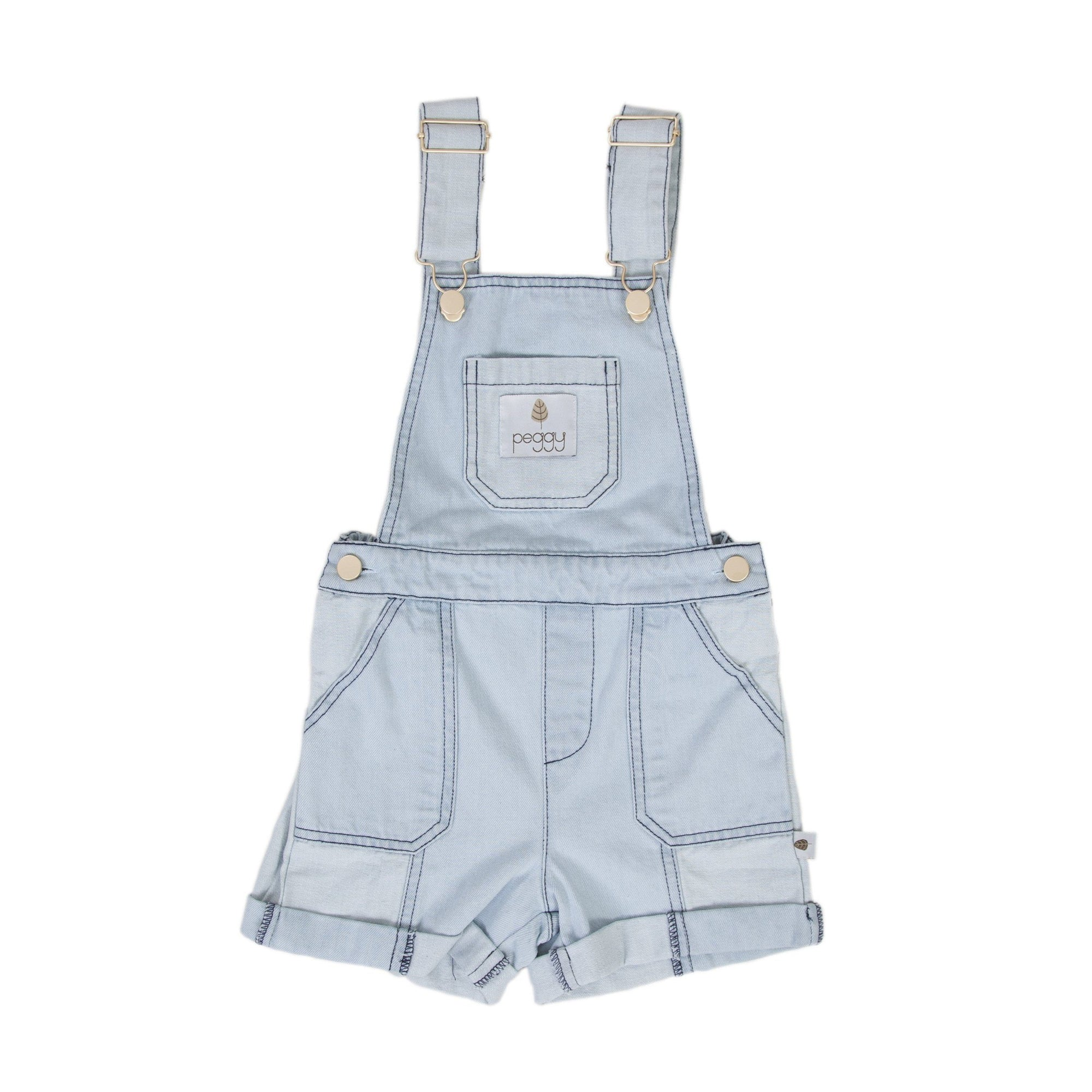 Feather Overalls