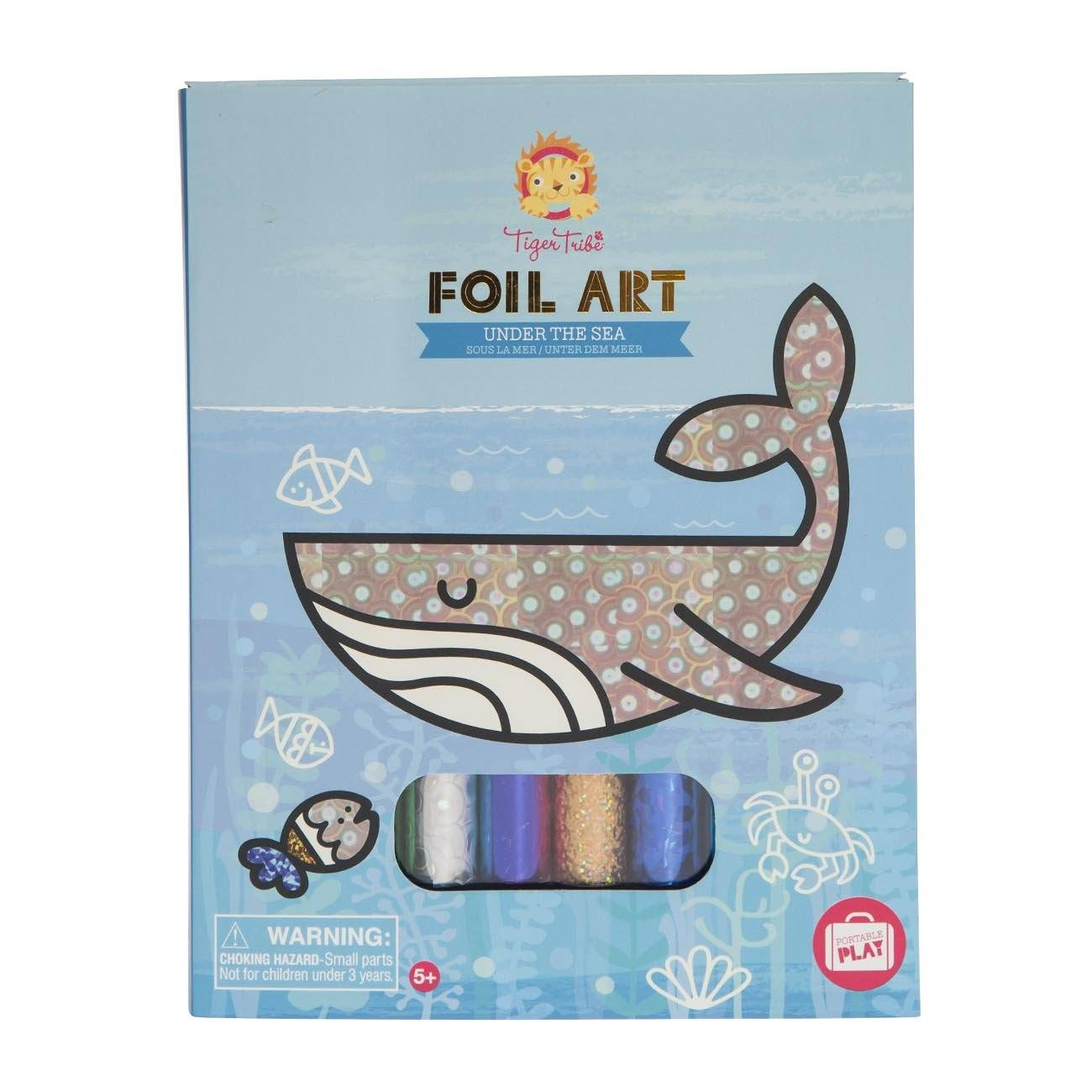 Foil Art (Under the Sea)