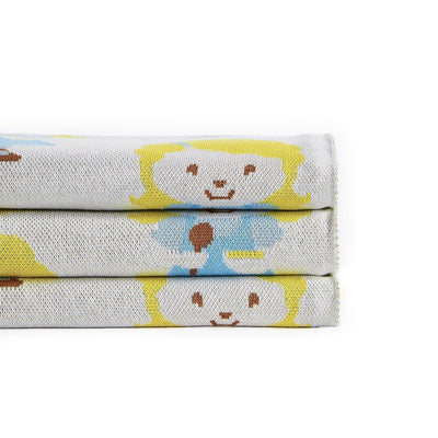 Goldilocks Cot Blanket