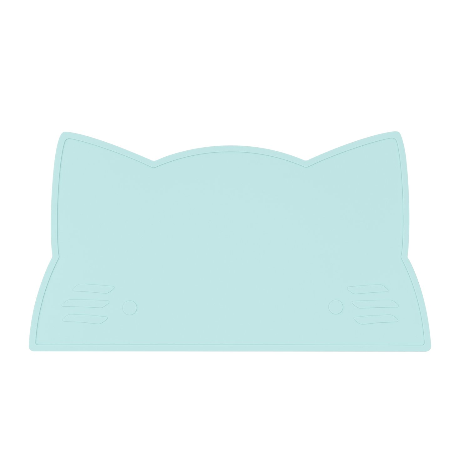 Cat Placemat (Minty Green)
