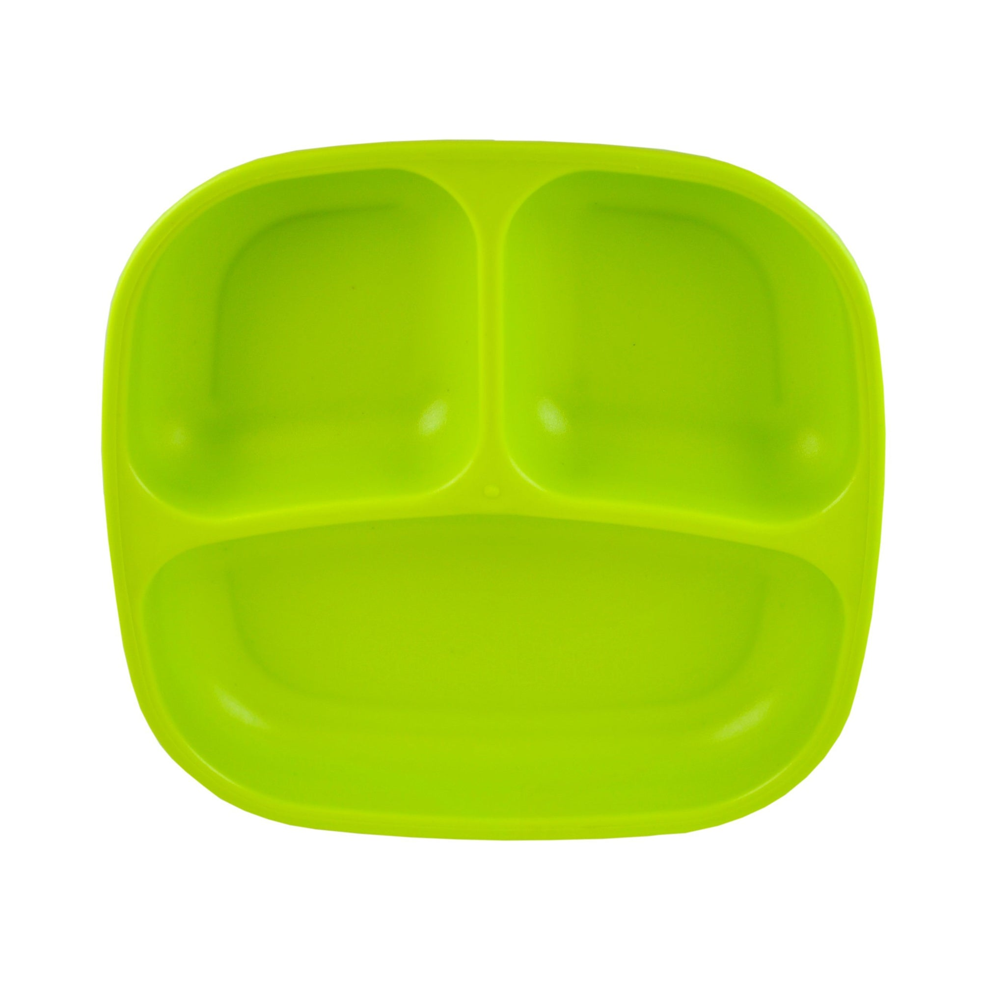 Divided Plate (Green)
