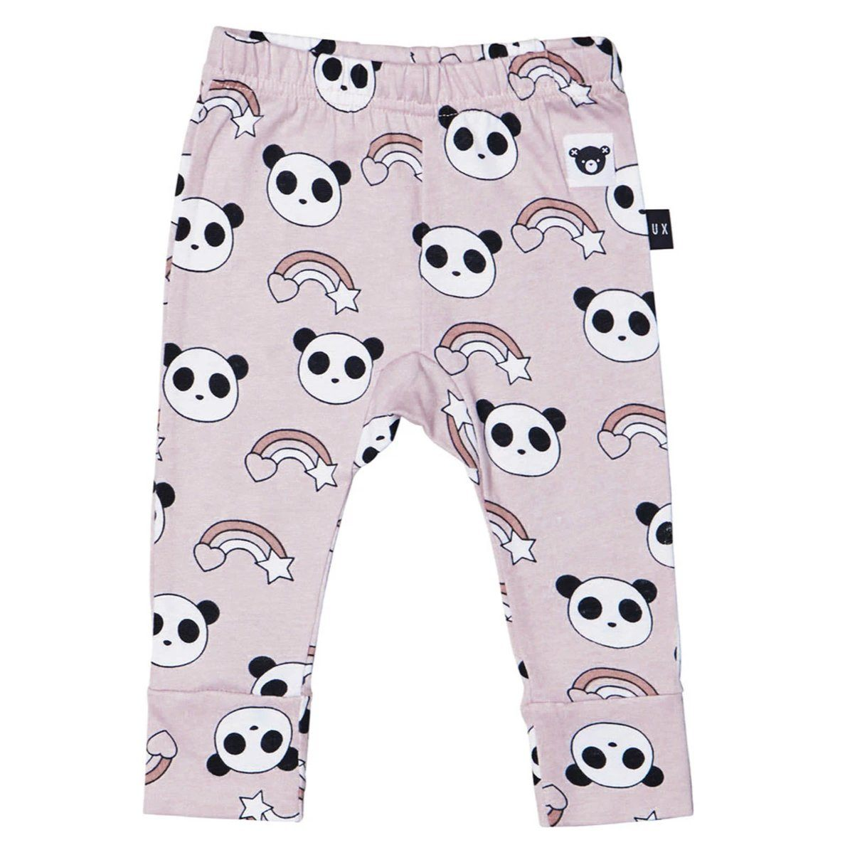 Rainbow Panda Legging
