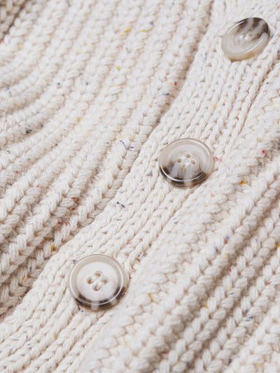 Sprinkles Chunky Button Cardigan