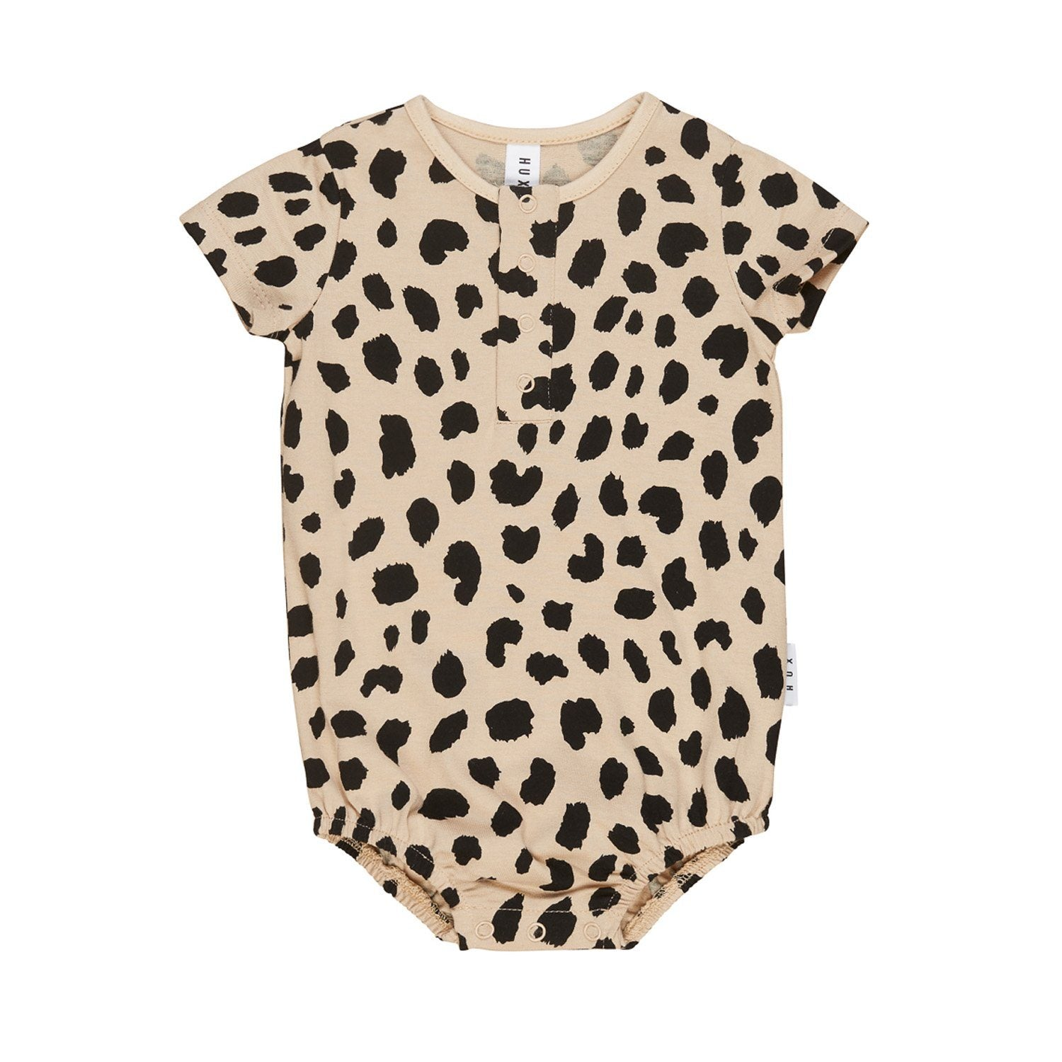 Animal Spot Bubble Onesie