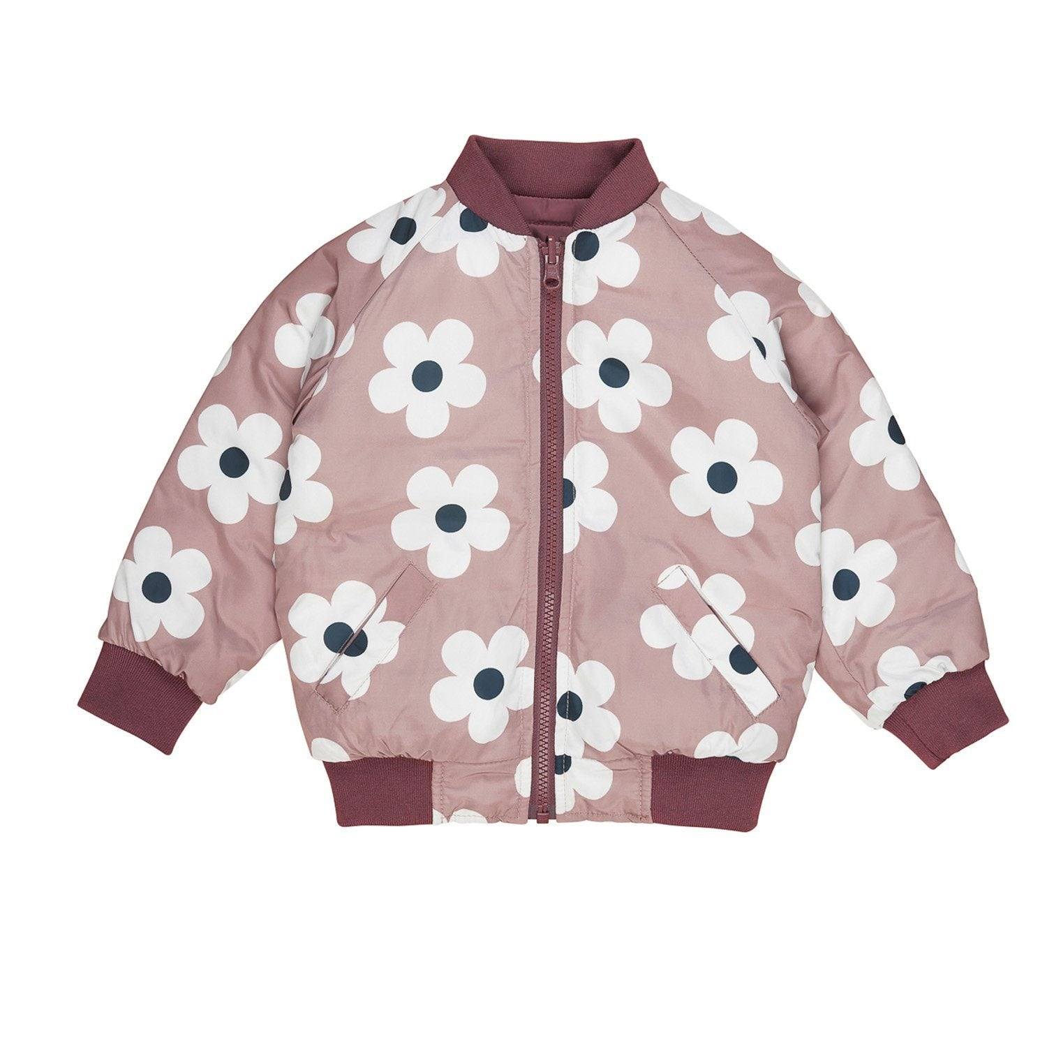 Flower Reversible Bomber