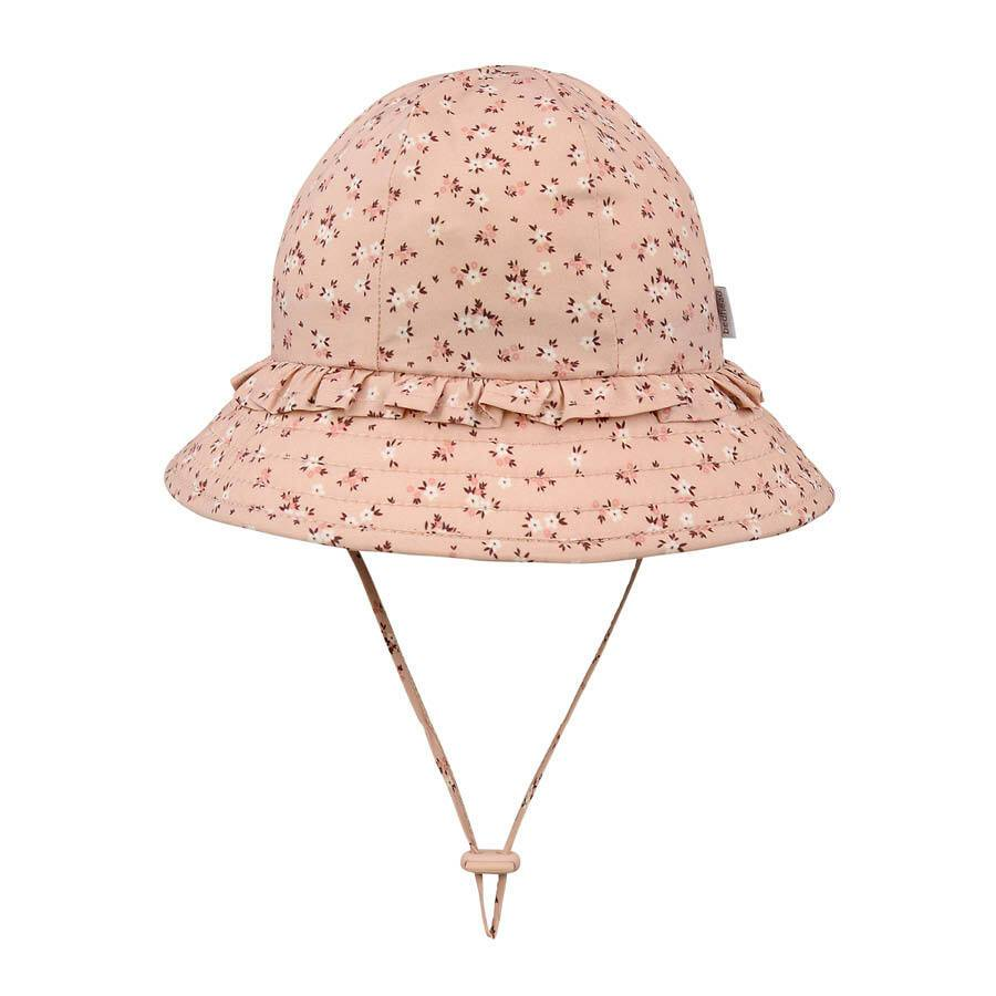 Toddler Ruffle Bucket Hat (Evelyn)