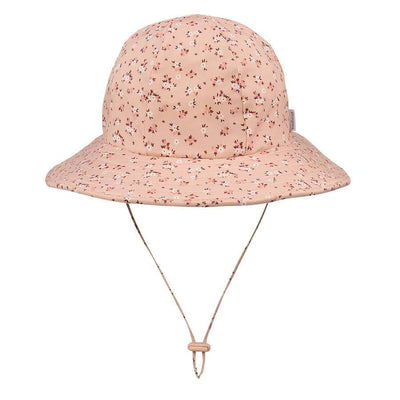 Broadbrim Ponytail Sun Hat (Evelyn)