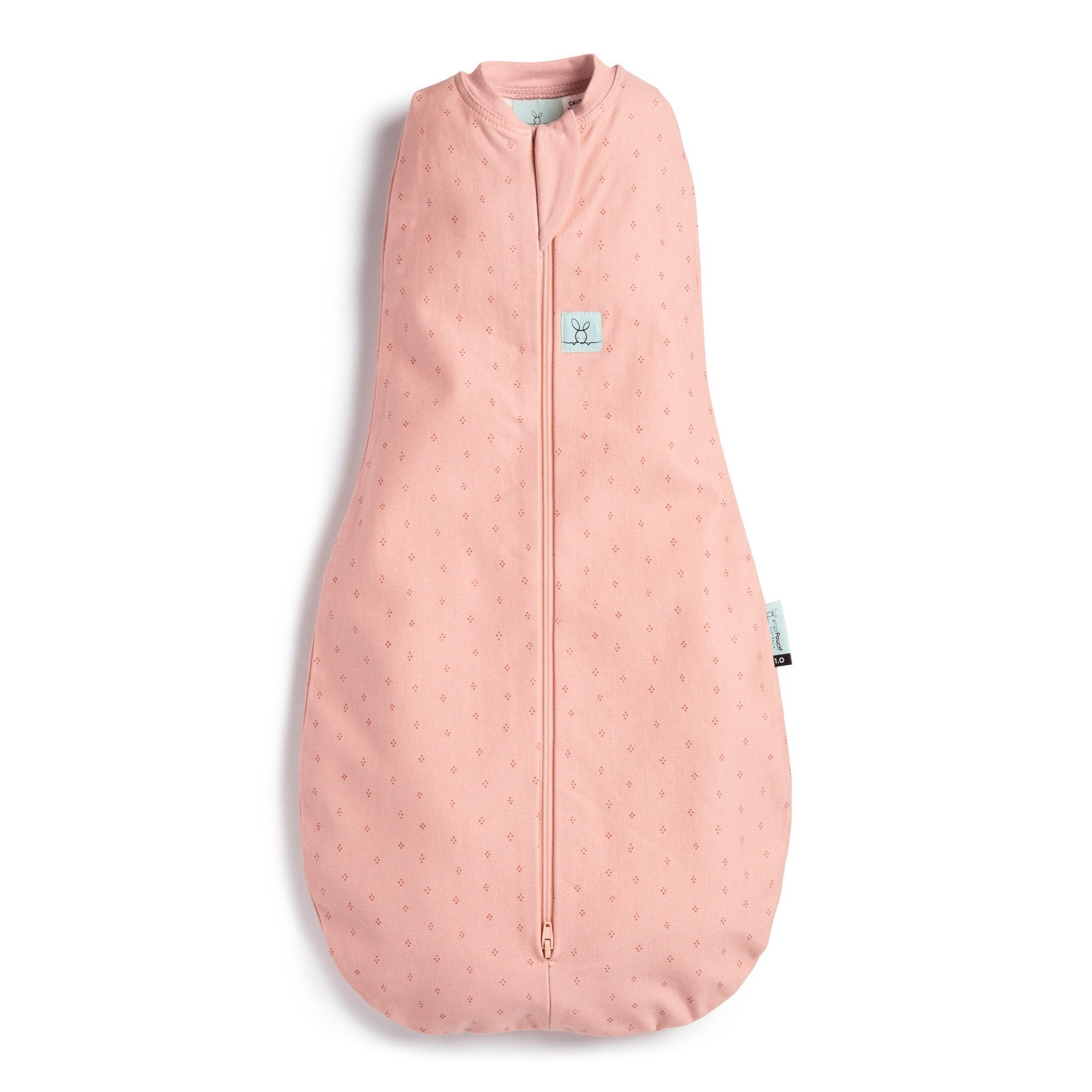 Cocoon Swaddle Bag 1.0 tog (Berries)