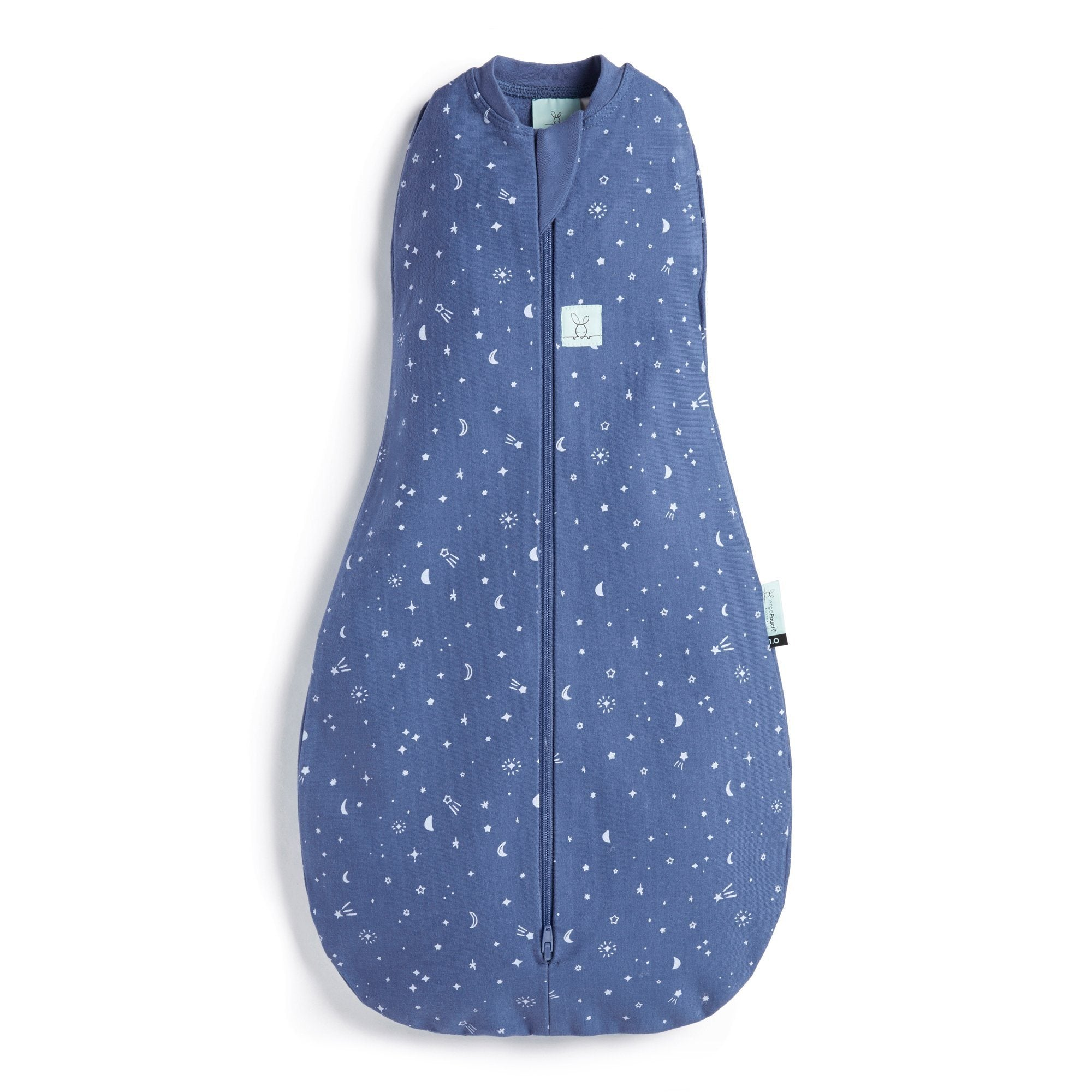 Cocoon Swaddle Bag 0.2 tog (Night Sky)