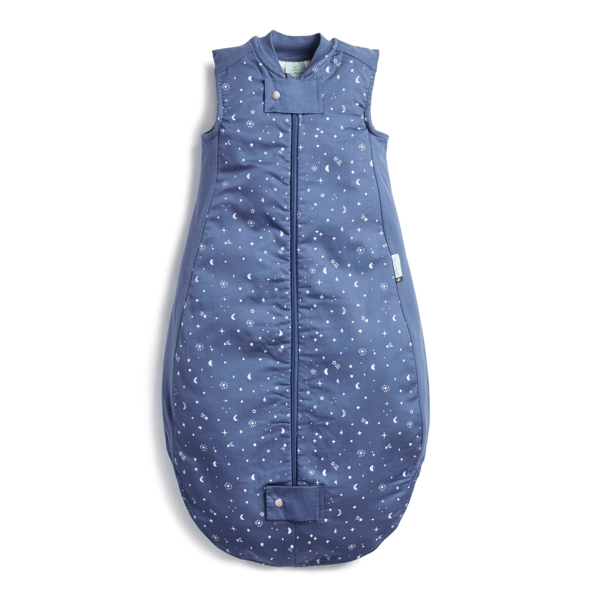Sheeting Sleeping Bag 1.0 tog (Night Sky)