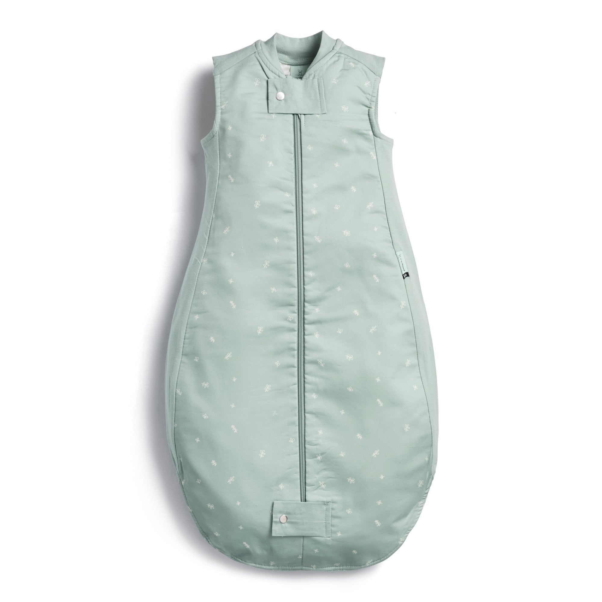 Sheeting Sleeping Bag 1.0 tog (Sage)