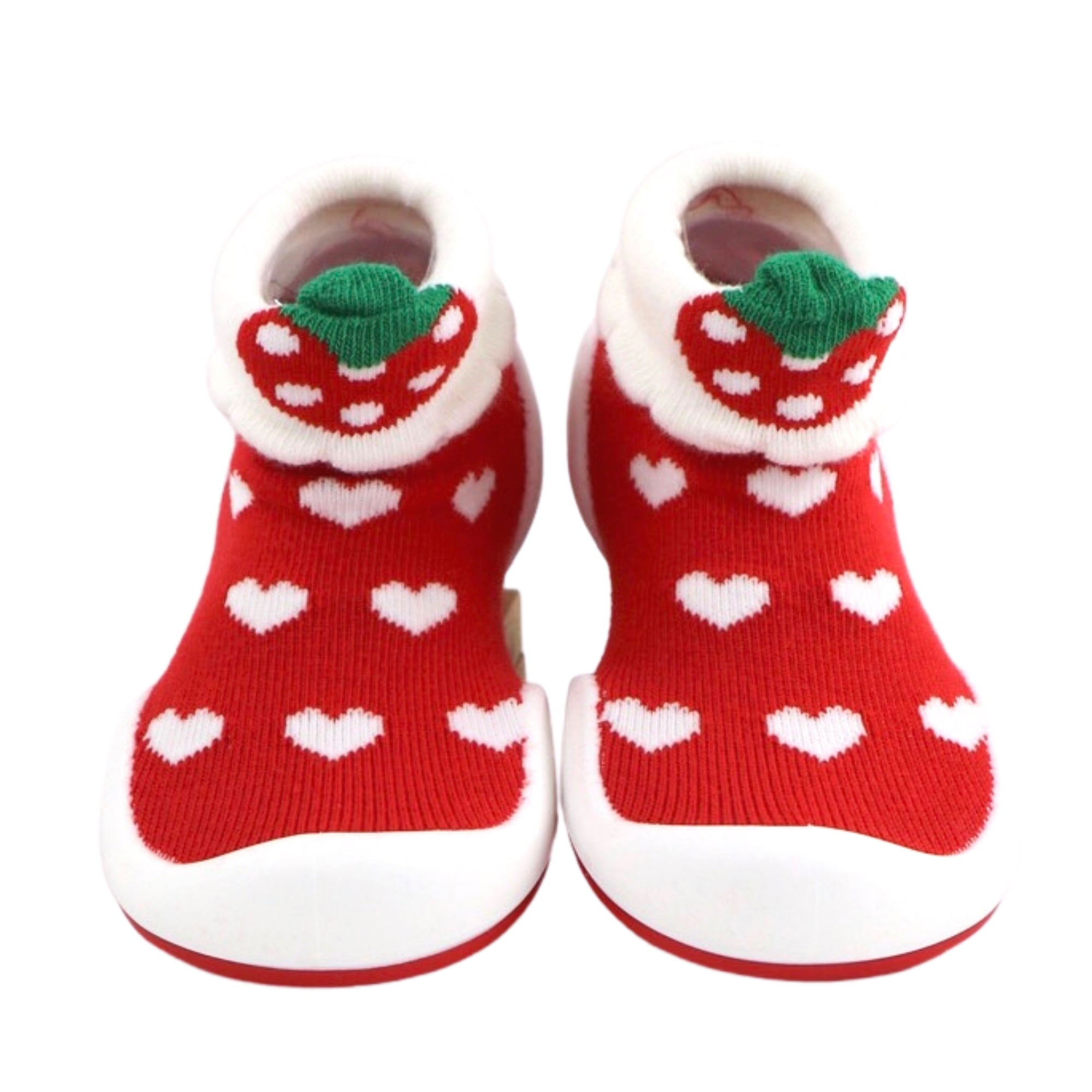 Hi Strawberry Shoes