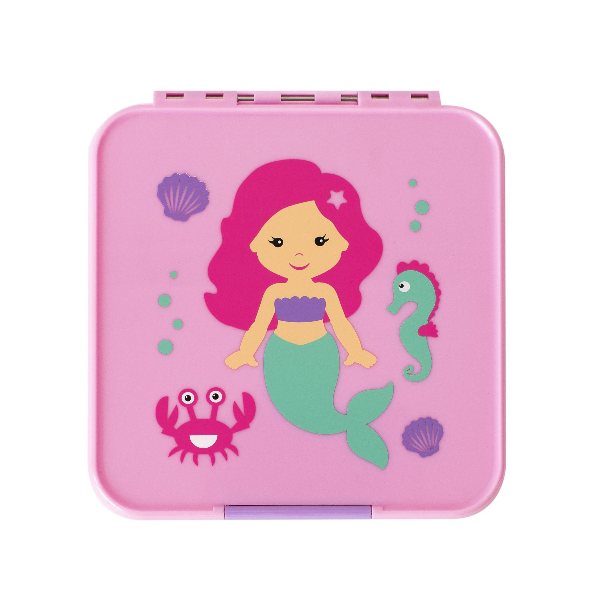Bento Three Lunch Box (Mermaid)