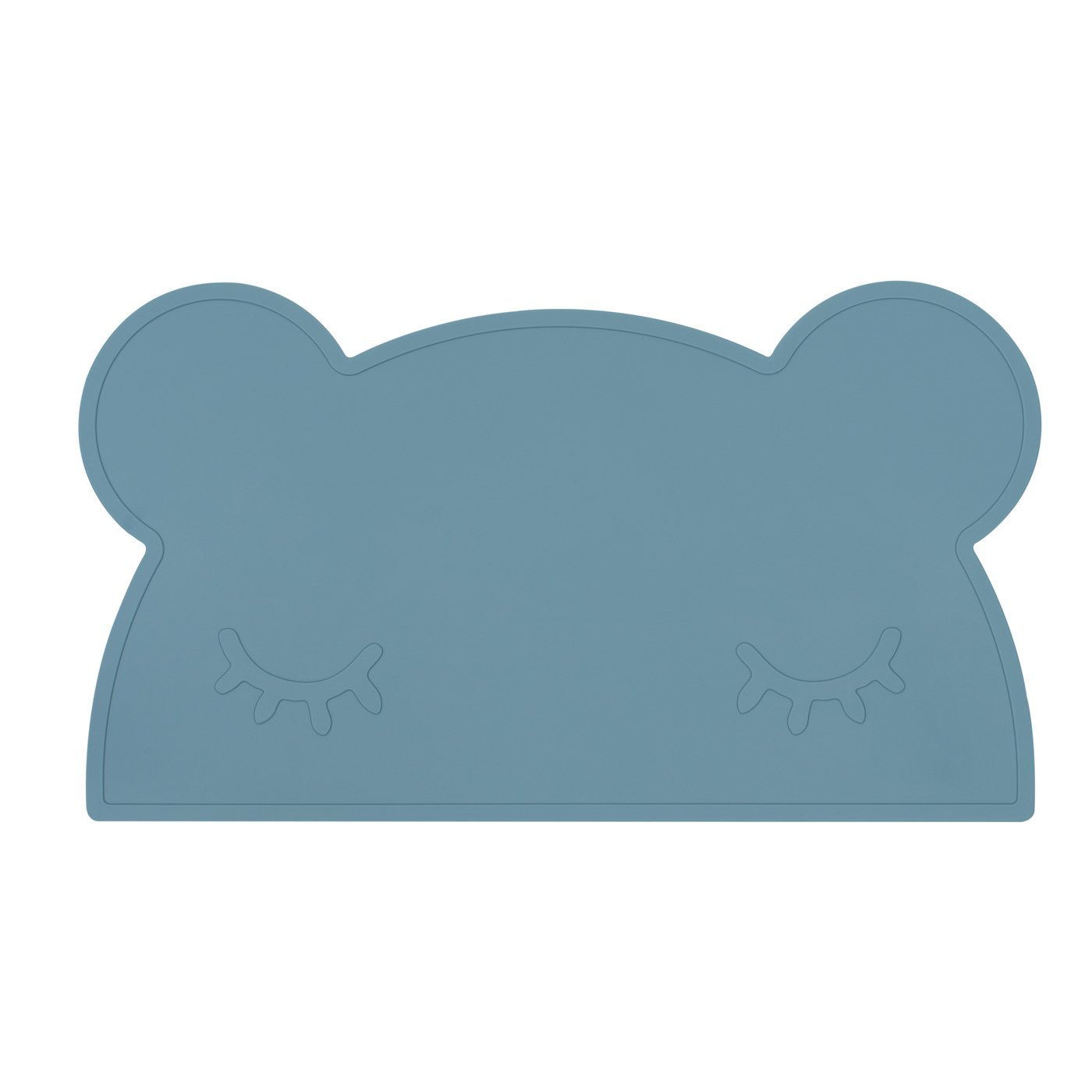 Bear Placemat (Blue Dusk)