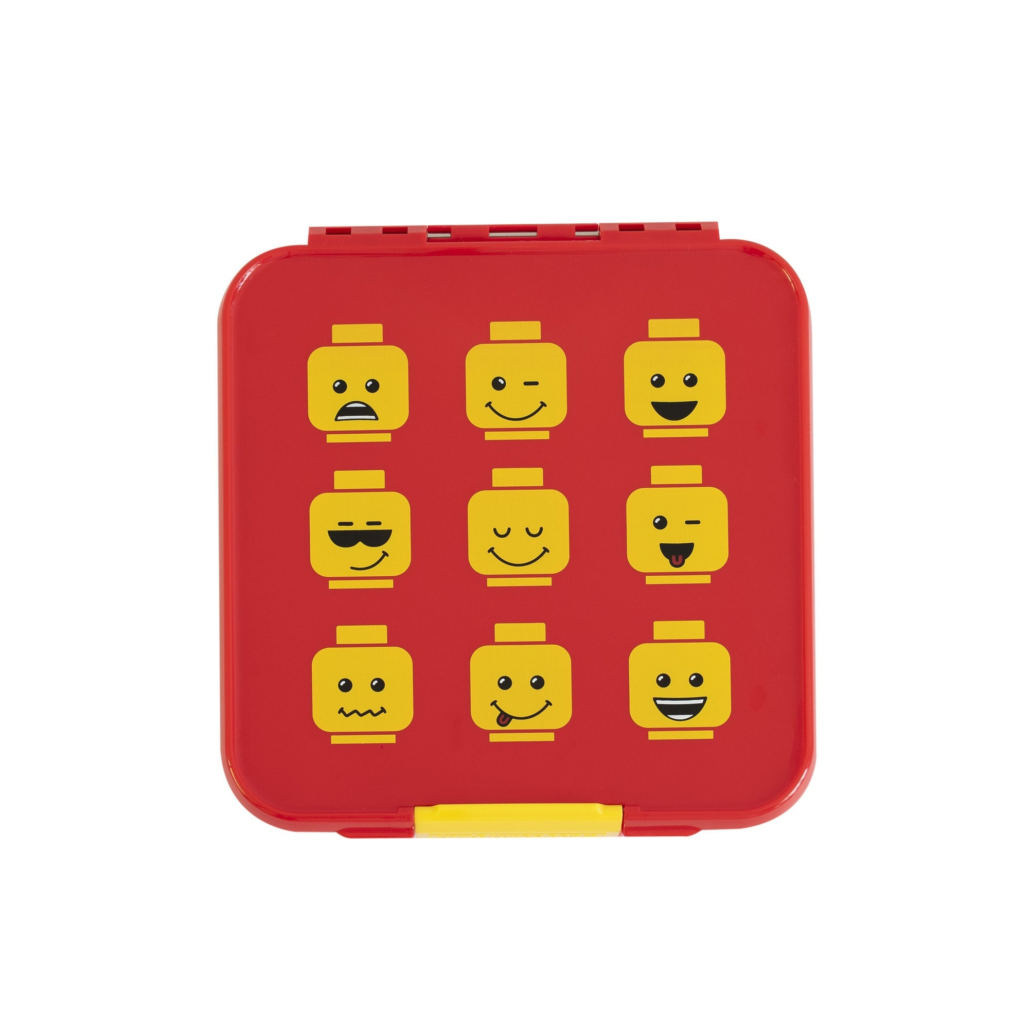 Bento Three Lunch Box (Faces)