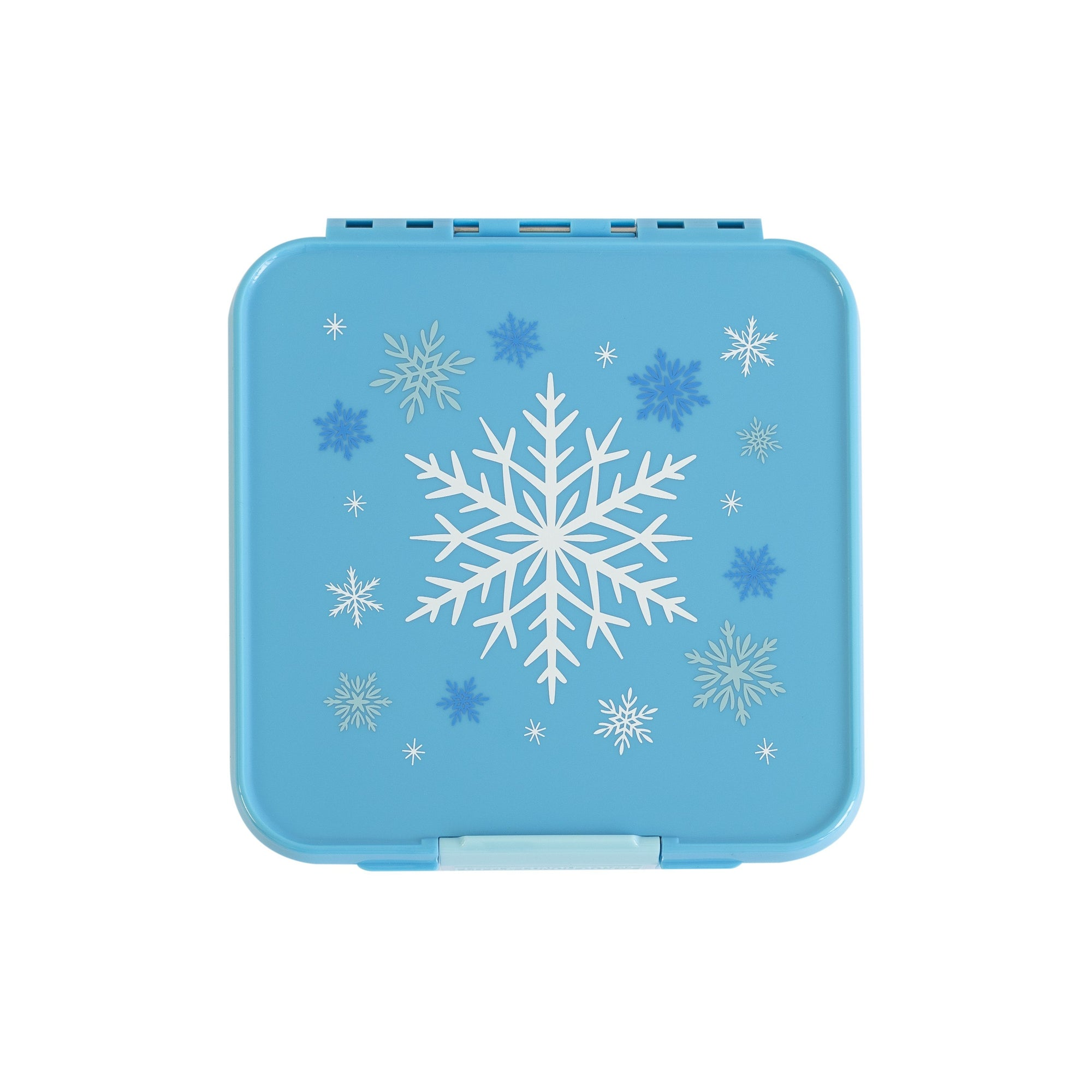 Bento Three Lunch Box (Snowflake)