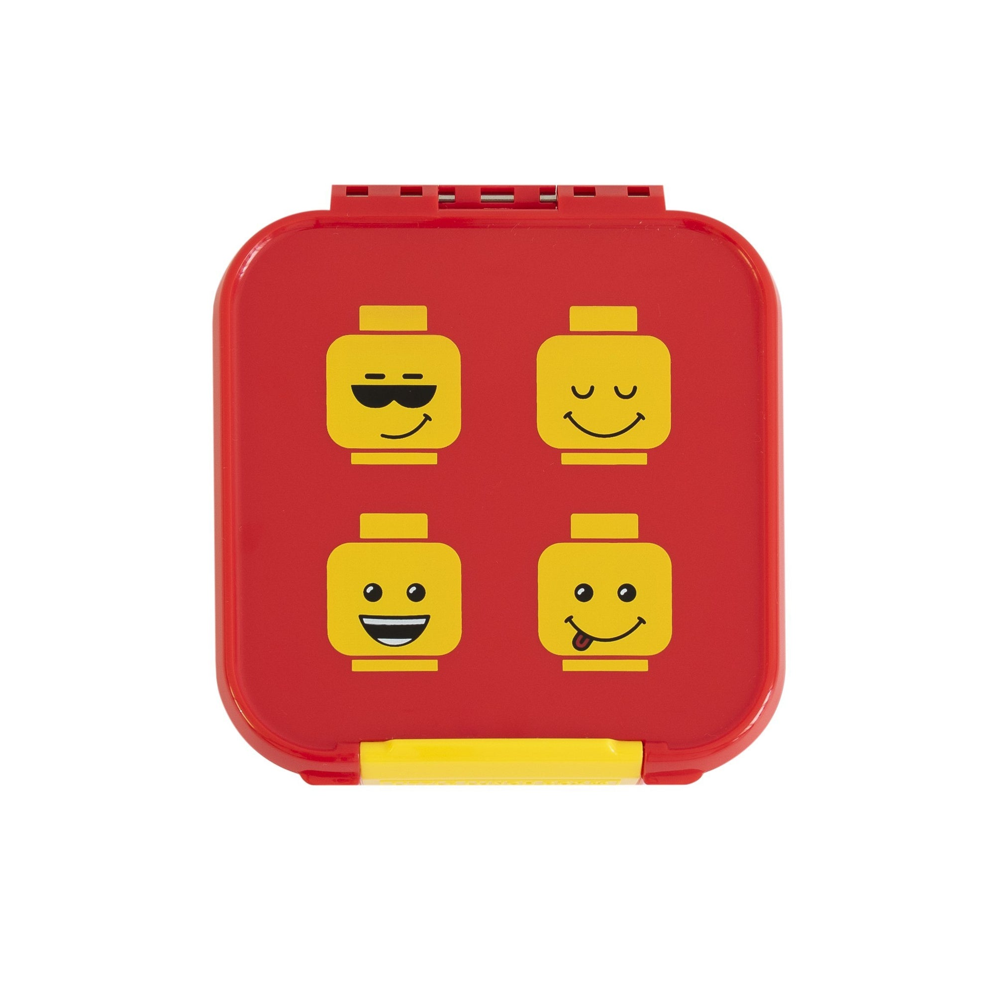 Bento Two Lunch Box (Faces)