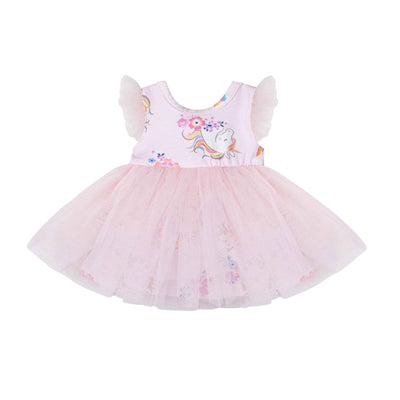 Enchanted Unicorn Doll Dress