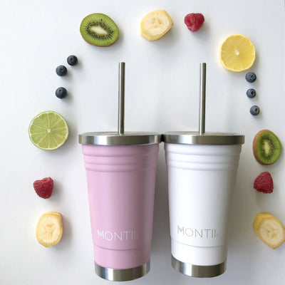 Smoothie Cup (Dusty Pink)