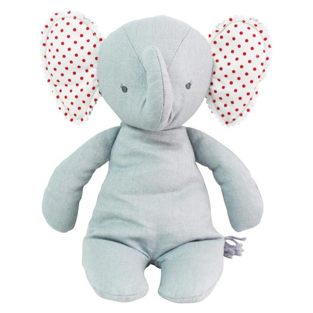Baby Floppy Elephant (Grey)