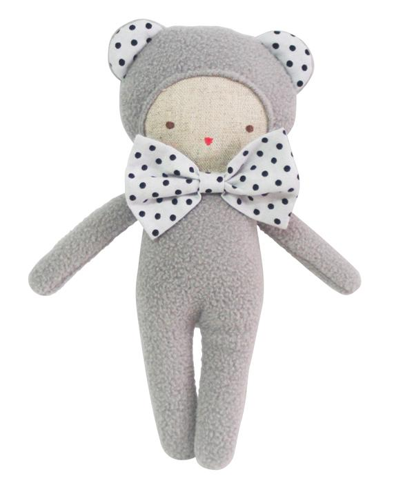 Dream Baby Bear (Grey)