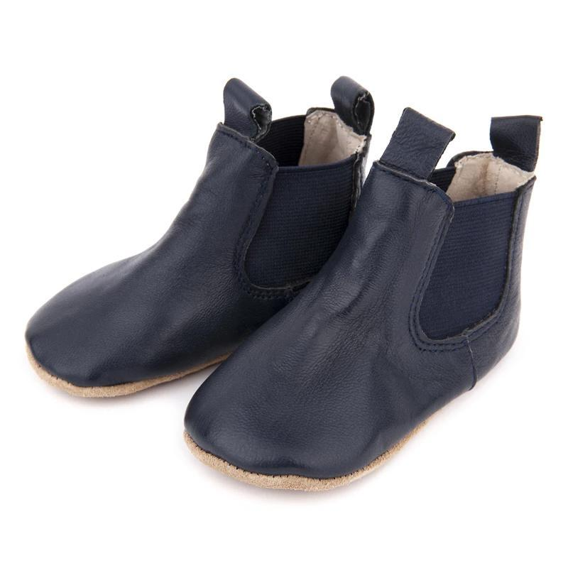 Infant Riding Boots (Navy)