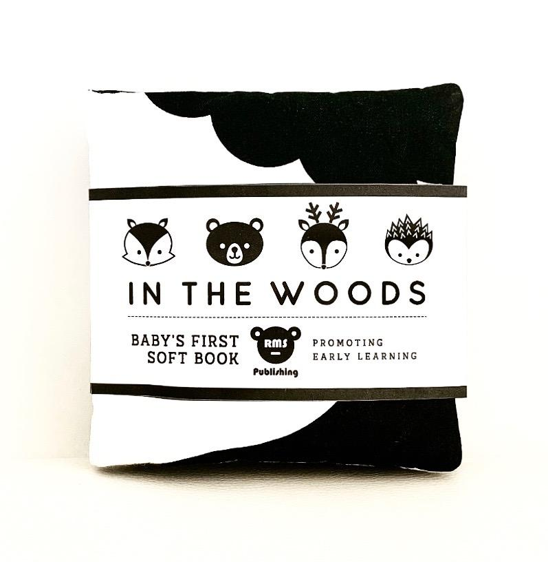 In the Woods Babys First Soft Book