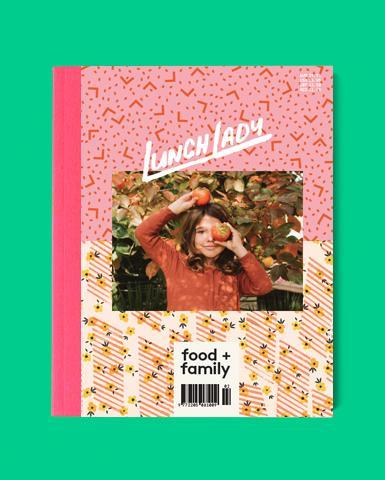 Hello Lunch Lady (Issue 18)