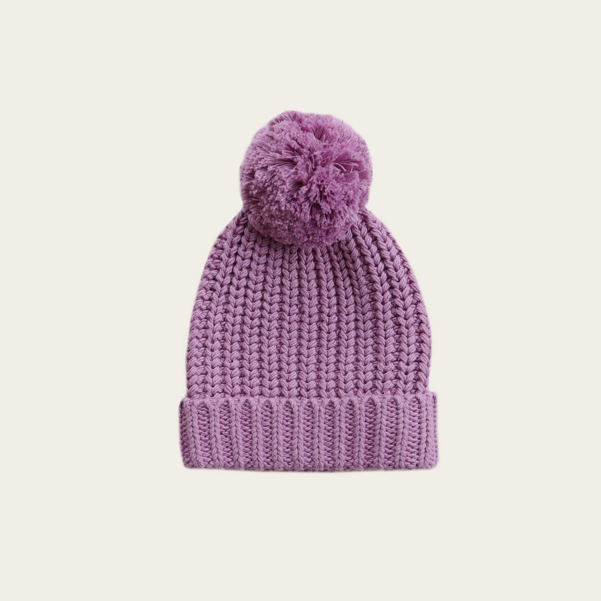 Cosy Hat (Grape)