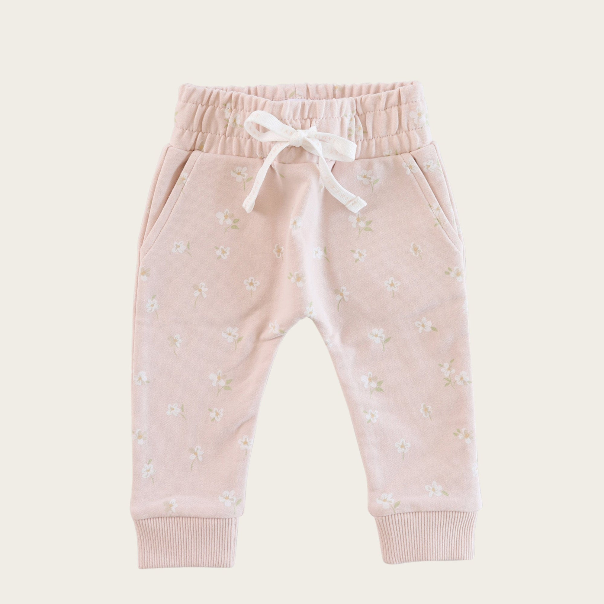 Evie Floral Morgan Pants