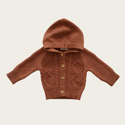 Charlie Cardigan (Copper Marle)