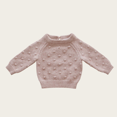 Dotty Knit (Bubblegum)