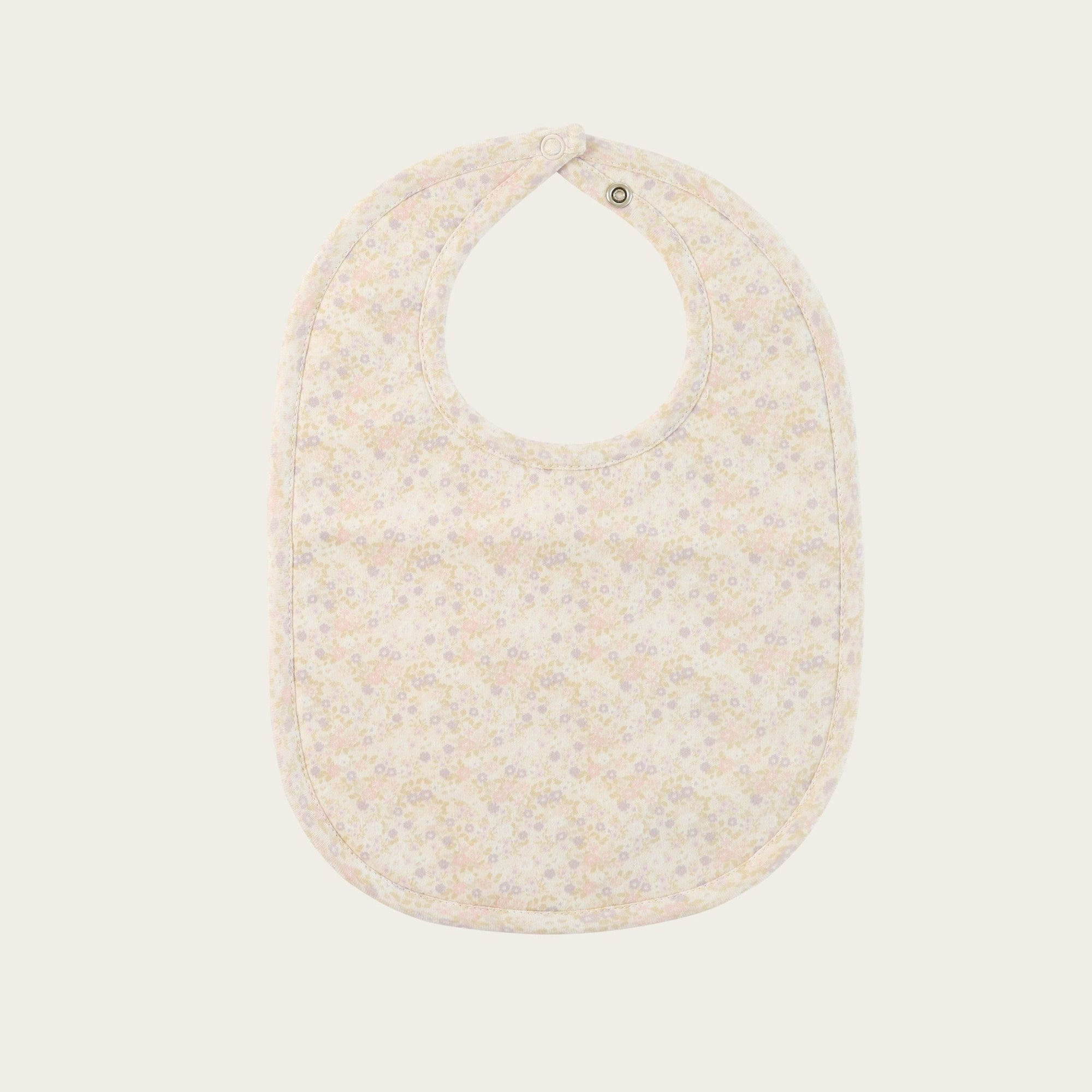 Forget Me Not Bib