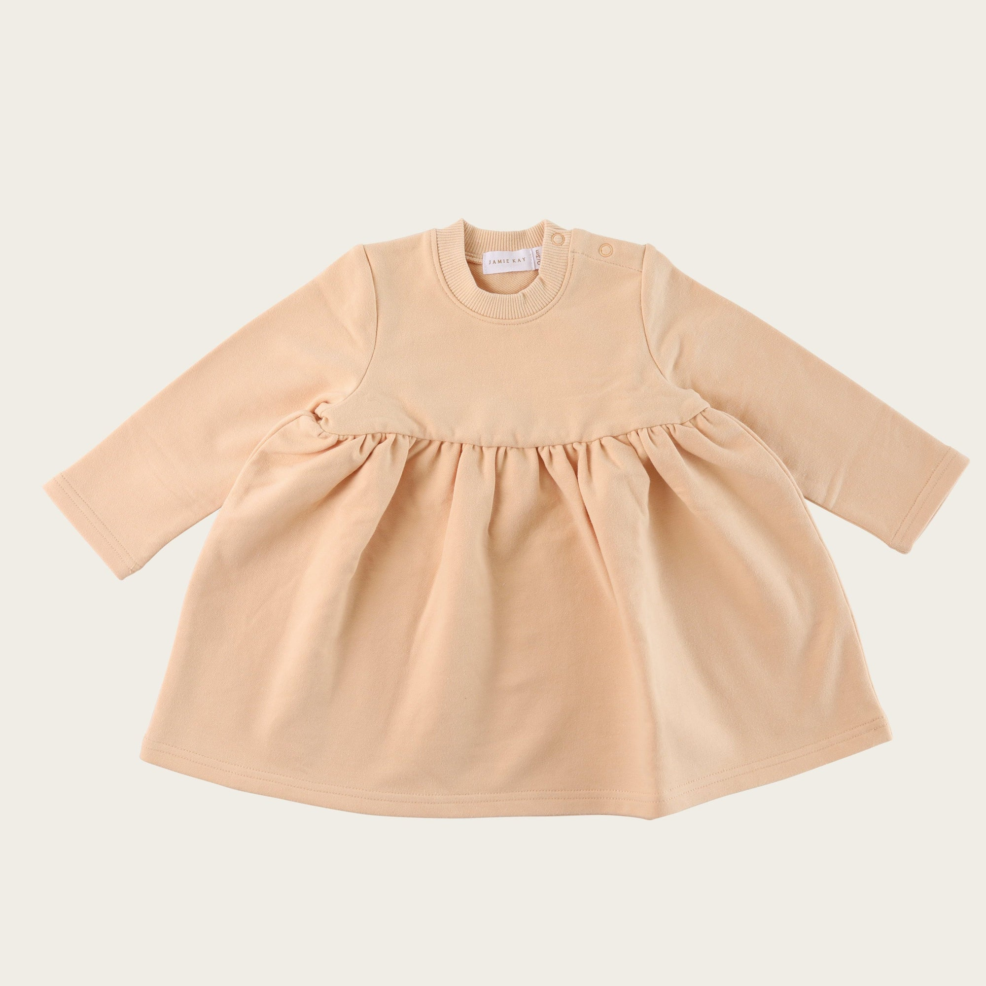 Charlotte Dress (Honey Peach)