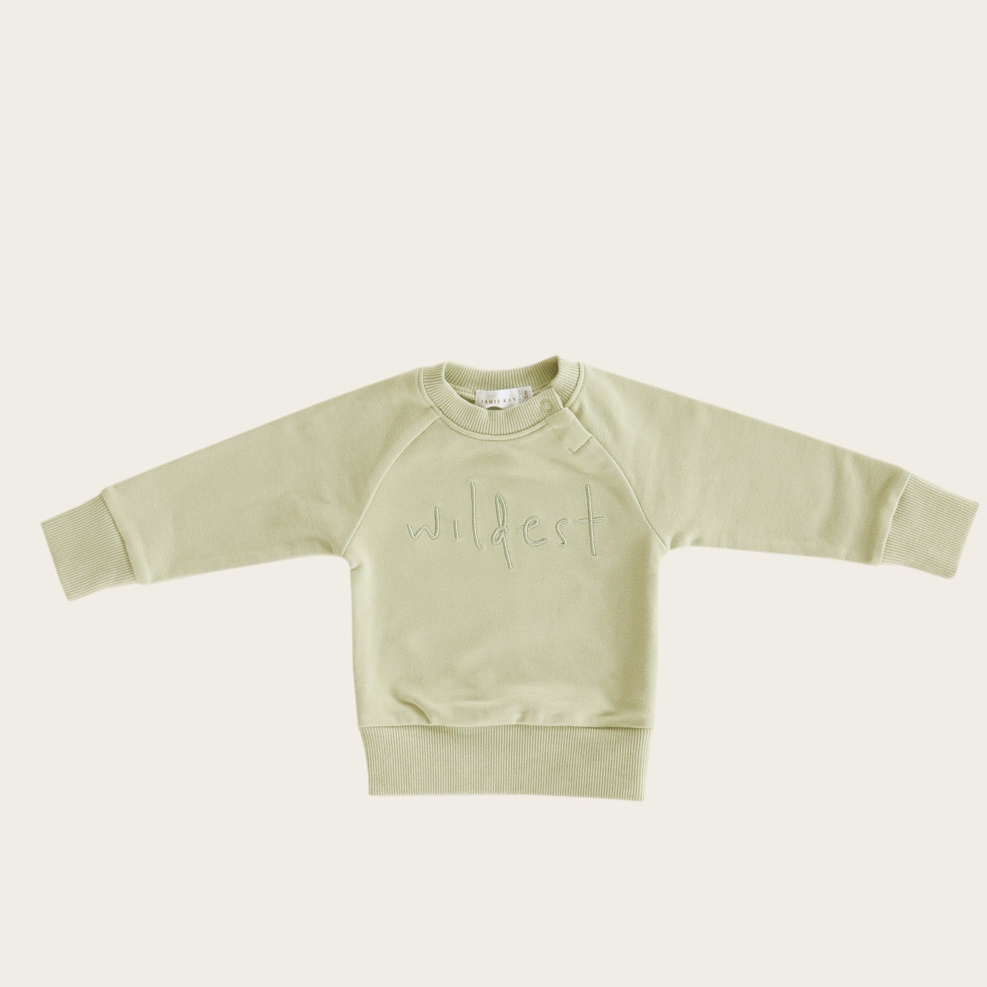 Wildest Sweatshirt (Alfalfa)