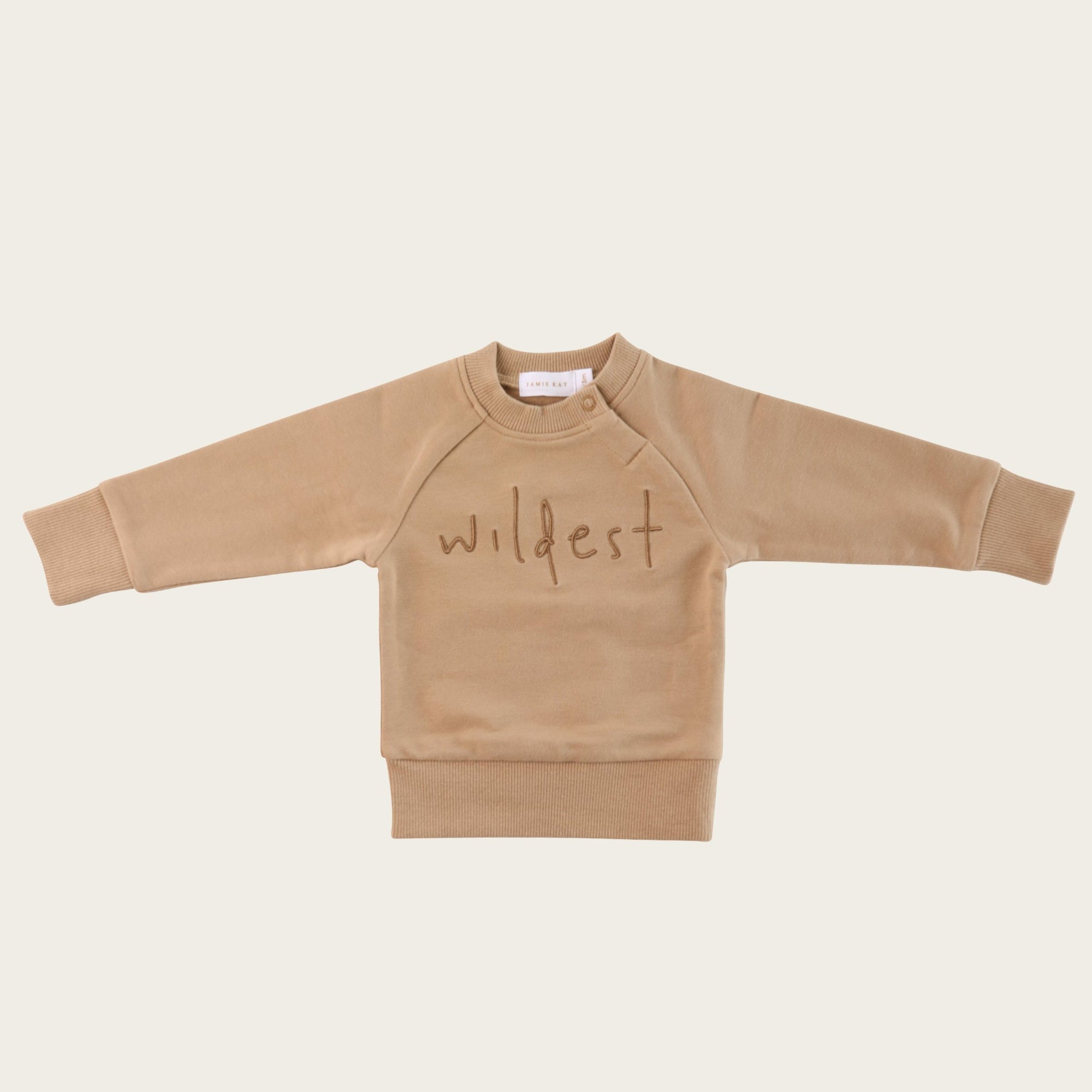 Wildest Sweatshirt (Mocka)