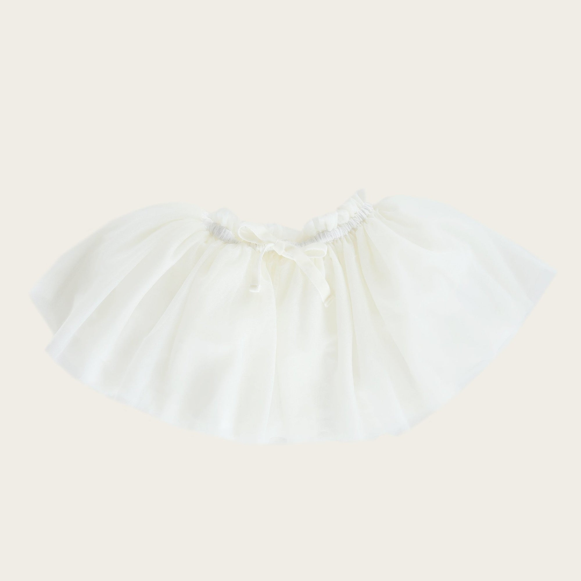 Soft Tulle Skirt (Marshmellow)