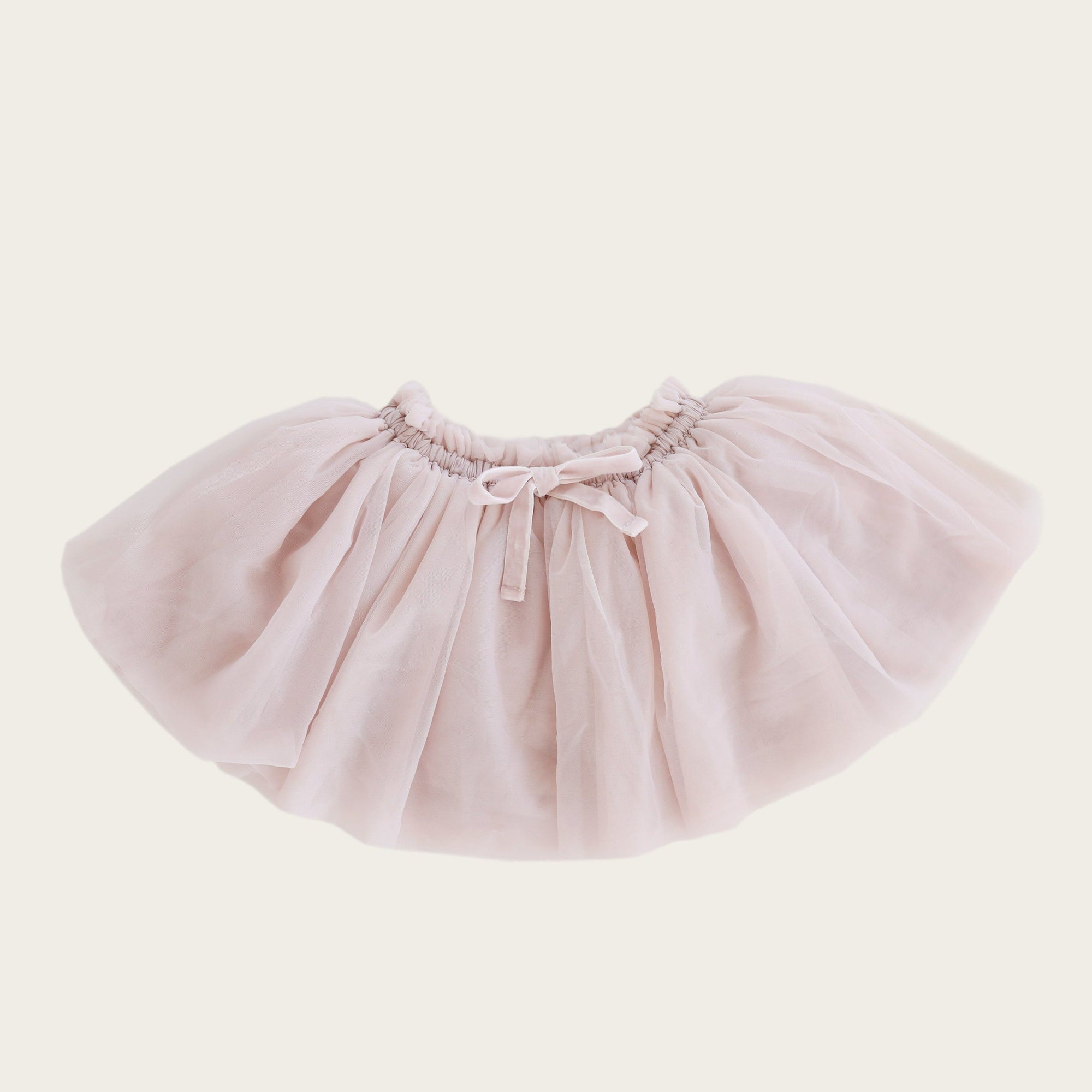 Soft Tulle Skirt (Blush)