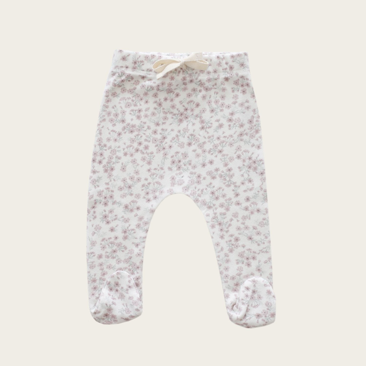 Posy Floral Footed Pants