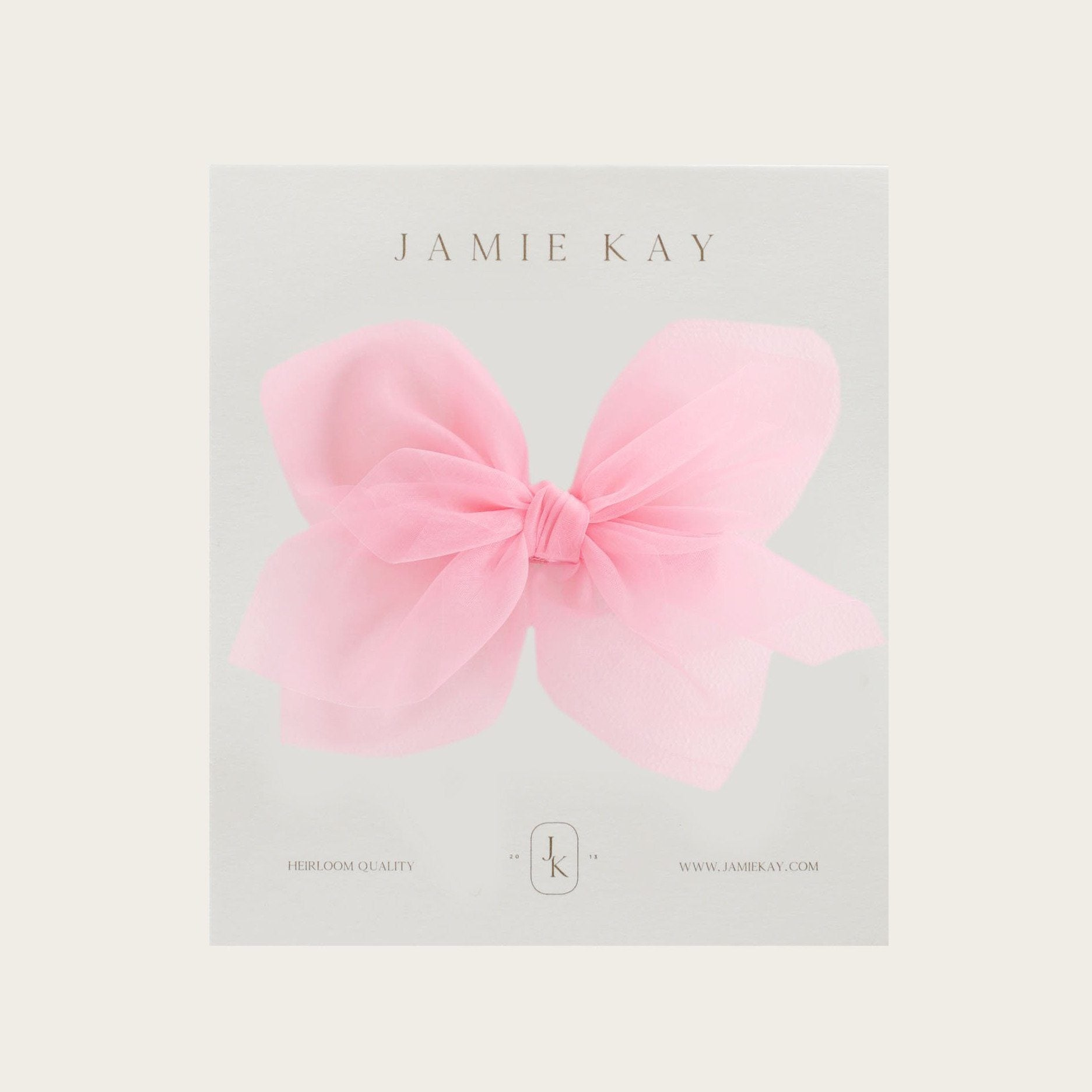 Fairy Bow (Light Pink)