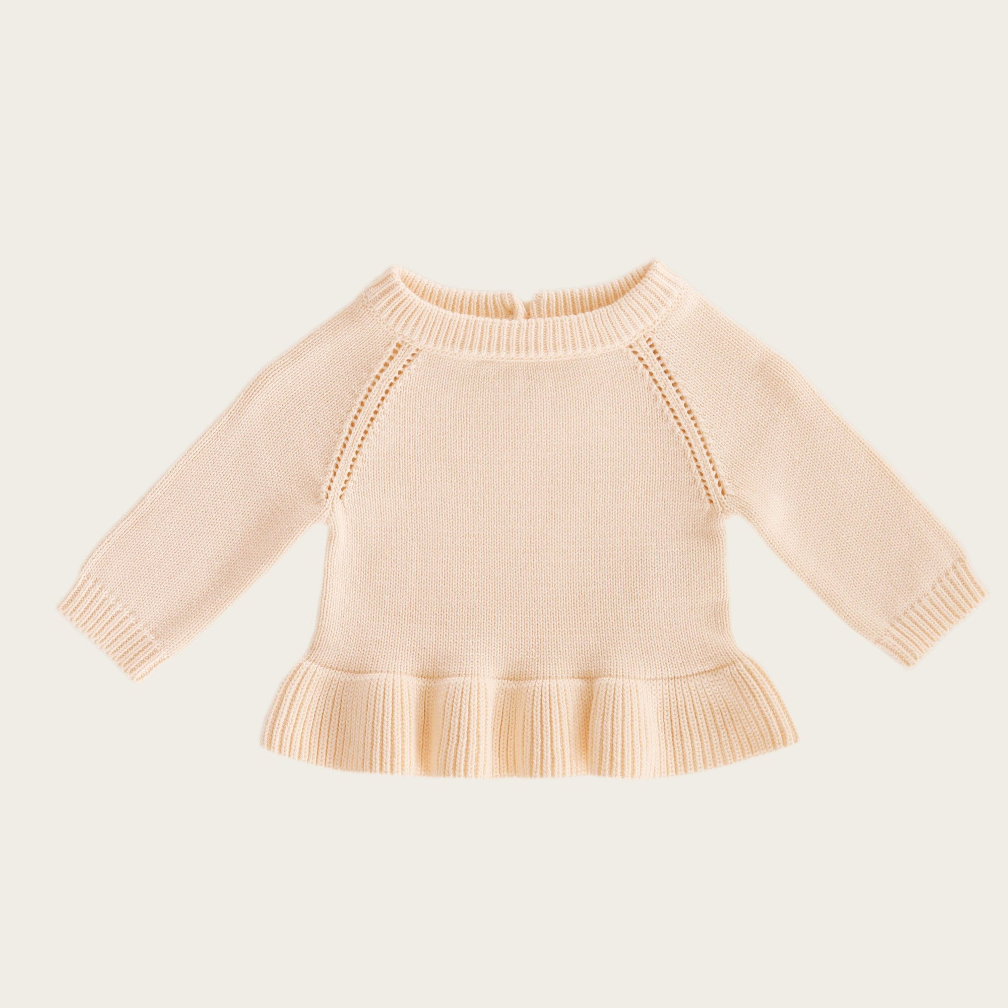 Ava Knit (Peachy)