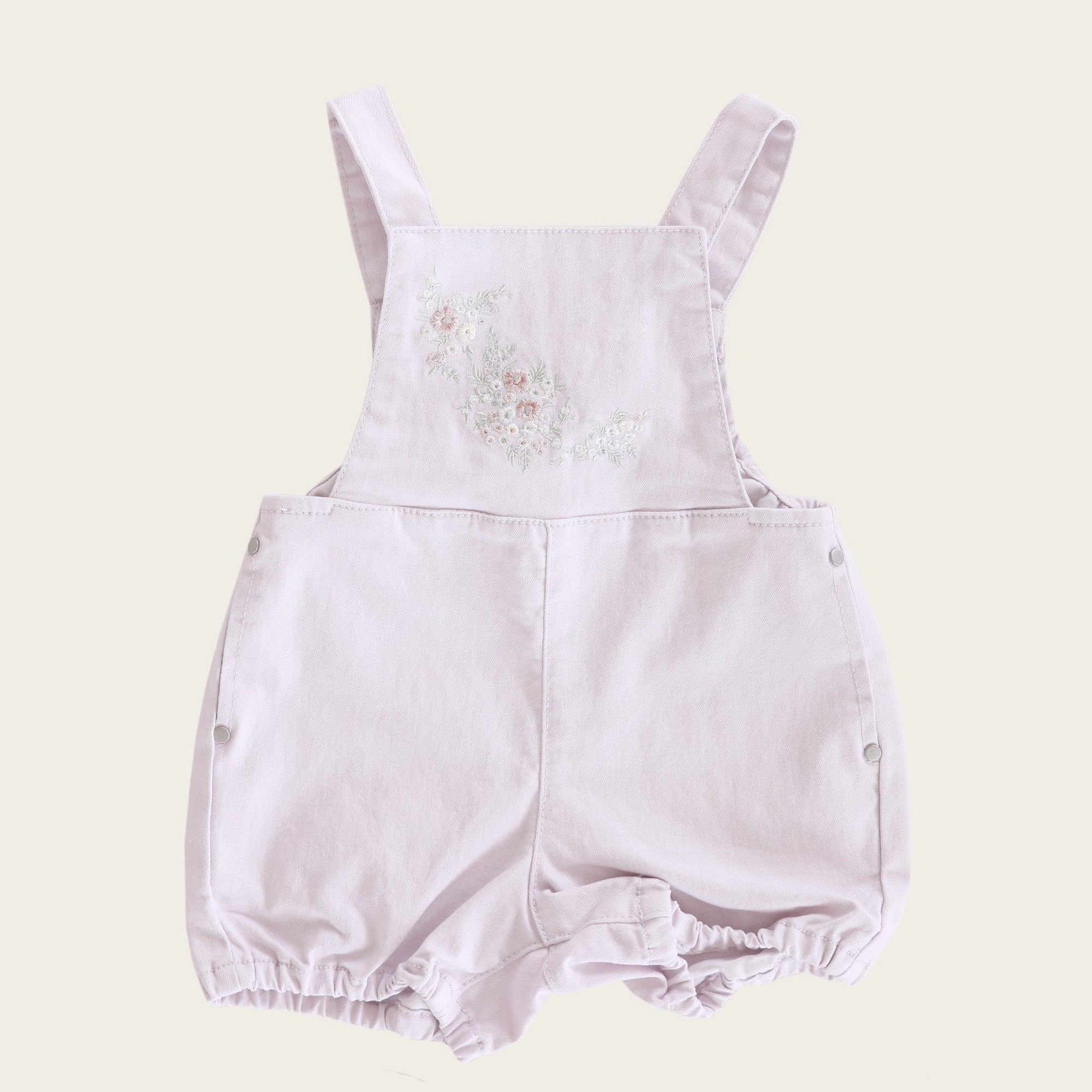 Charlotte Playsuit (Soft Lilac)