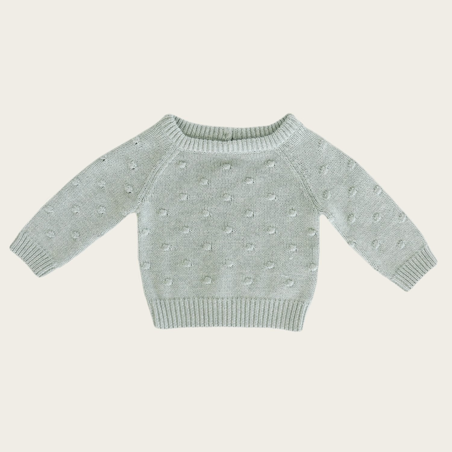 Dotty Knit (Seabreeze)